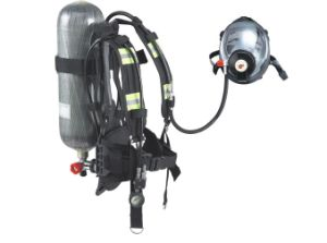 Rhzkf6.8 / 30 Positive Pressure Firefighting Air Respirator pictures & photos