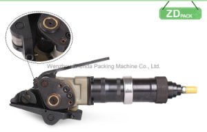 Pneumatic Steel Semi-Automatic Strapping Machine pictures & photos