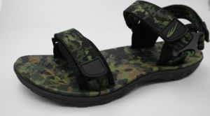 Fashion Summer Beach Sandals Cheap Price for Men Shoe (AKSS12) pictures & photos