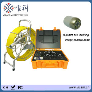 Sewer Drain Pipe Video Inspection Camera with 60m Cable (V8-3388) pictures & photos
