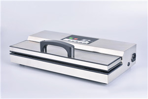 Stainless Steel Vacuum Packing Machine Vacuum Sealer with Adjustable Time pictures & photos