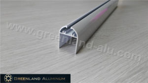 Gl1067 Bottom Tube for Roller Blind in Aluminum Profile pictures & photos