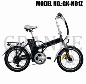 20 Inch Folding Ebike with En15194 pictures & photos
