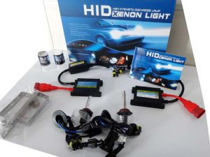 Hot Sale AC 35W/55W 12V/24V H7 HID Xenon Kits (slim ballast) High Quality HID pictures & photos
