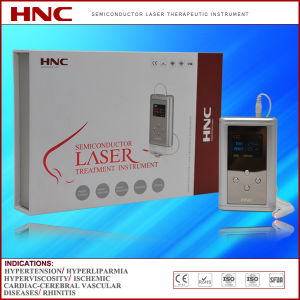 Rhinitis Therapeutic Instrument 650nm Low Level Laser Therapy pictures & photos