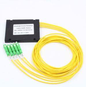 1*4 CWDM with ABS Box Package and Sc Connector pictures & photos