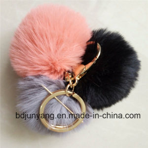 China Supplier Fake Fur POM Poms Ball pictures & photos
