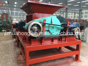 Double Shaft Shredder Machine for Tire and Car Body pictures & photos