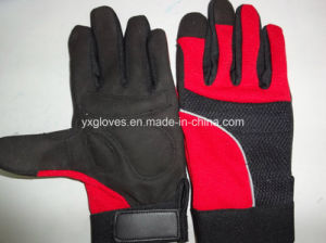 Work Glove-Safety Glove-Weight Lifting Glove-Hand Protected-Working Gloves pictures & photos