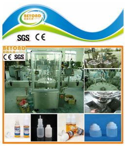 Electronic Cigarette Liquid Filling Stoppering and Capping Machine pictures & photos