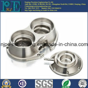 Free Sample Custom Ss316 CNC Machined Fabrication Parts pictures & photos