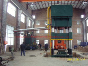 Automatic 1250t Four Column Punching Press