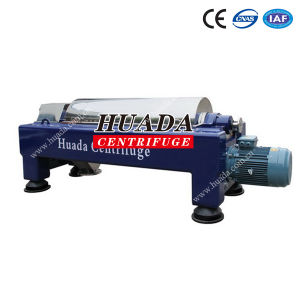 LW Industrial Wastewater Treatment Decanter Centrifuge pictures & photos