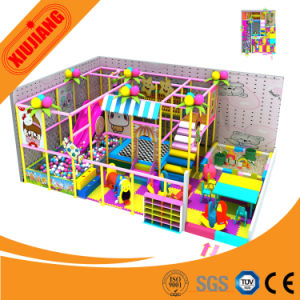 CE Certificated Kid Used Indoor Playground Equipment for Sale (XJ5037) pictures & photos