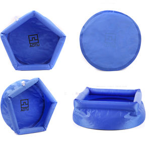 Outdoor Folding Camping Sink Washing Wash Basin Bucket Hiking pictures & photos