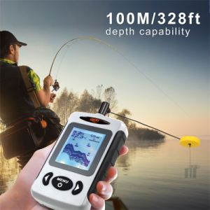 Portable Sonar Fish Finder, Fishing Tackle (FF718) pictures & photos