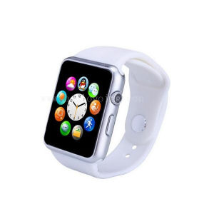 Custom Logo Smart Watch Mtk6260A Smart Watch Phone with 2MP Camera pictures & photos