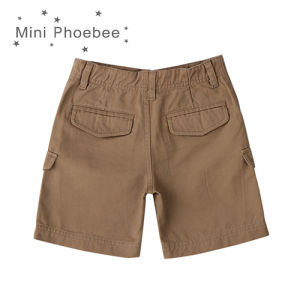 100% Cotton Kids Boys Shorts in Kids Clothes Sale pictures & photos