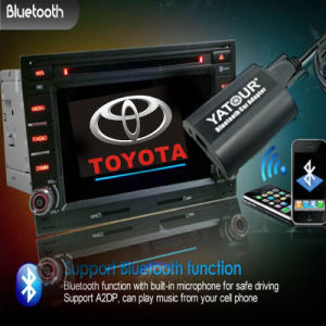Handsfree Bluetooth Kit for Toyota Car /Aux Bluetooth Adapter pictures & photos