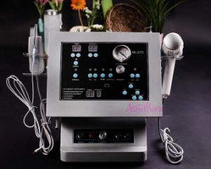 4-1 Diamond Microdermabrasion Microcurrent Skin Scrubber Machine