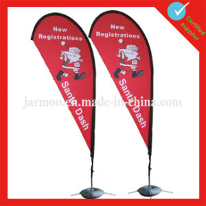 Advertising Teardrop Flag with Pole pictures & photos