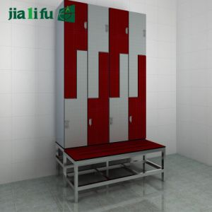 Jialifu Z Shape Bathroom Locker pictures & photos