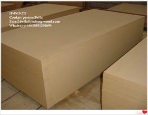 Raw MDF From Chinese Factory pictures & photos