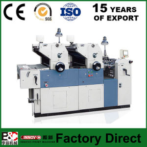 Zx-247 Two Colour Offset Printting Machine Hectograph Machine pictures & photos