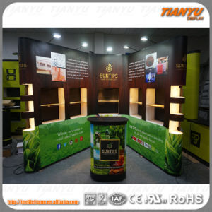 L Shape Custom Pop up Stand pictures & photos