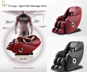 High-End Intelligent Body Massager Coin Operated Massage Chair pictures & photos