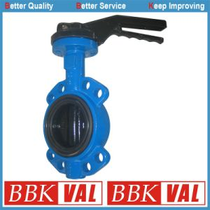 Wras Approved Wafer Type Centric Butterfly Valve pictures & photos