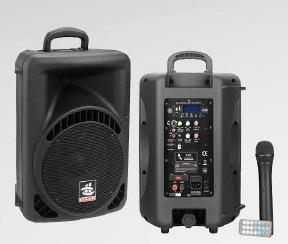 10′′ 2-Way Portable Battery Speaker (PS-2010bt-Wb) pictures & photos