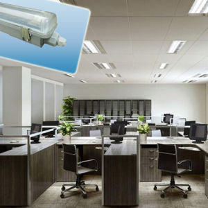 IP65 T8 Tri-Proof Light (Single tube) , LED Lamp pictures & photos