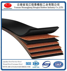 Multi-Ply Rubber Conveyor Belt pictures & photos