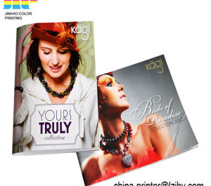 Colorful Brochure Printing Service (jhy-010) pictures & photos