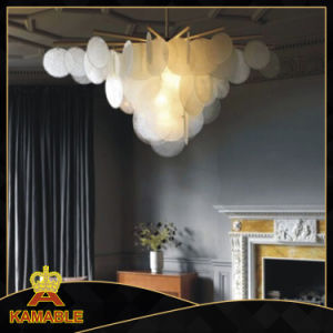 Home Fashion Copper Glass Hanging Lights (KAP6067) pictures & photos