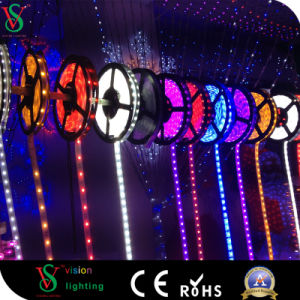 Remoted Control RGB Color LED Strip Light Christmas Decoration pictures & photos