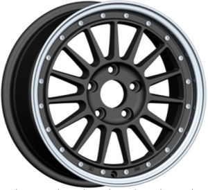 Alloy Wheel with Big Lip, Aluminium Rim pictures & photos