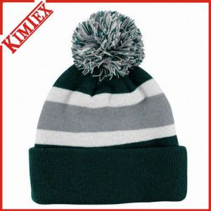 Customs Fashion Acrylic Knitted Cap Beanie pictures & photos