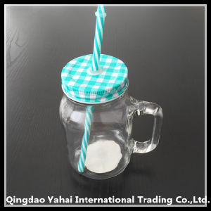450ml Glass Mason Jar pictures & photos