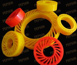 Paper Roller Sun Wheel PU Wheel for Paper Production pictures & photos