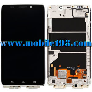 LCD Screen with Digitizer Touch with Front Housing for Motorola Droid Ultra Xt1080 Parts pictures & photos