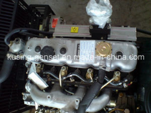 25kVA-37.5kVA Diesel Open Generator with Isuzu Engine (IK30250) pictures & photos