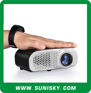 2016 Trending Products Portable Mini Projectors with HDMI Ports for Business Meeting (SMP8802) pictures & photos