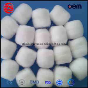 Medical Use Absorbent Cotton Ball pictures & photos