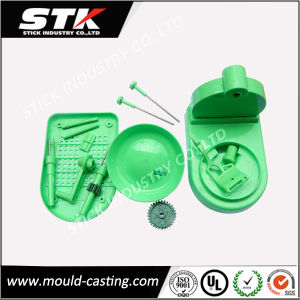 Plastic Shell for Electric Hair Curler pictures & photos