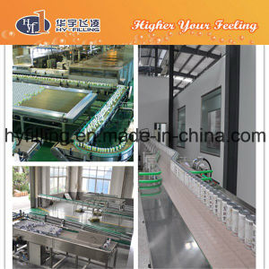 250ml 330ml 500ml 1L Aluminum Can Belt Conveyor pictures & photos