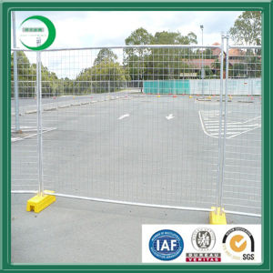 Hot! ! ! Temporary Fence Mesh Panels Hire pictures & photos