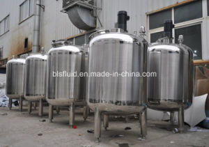 Food Grade Stainless Steel Holding Tank pictures & photos