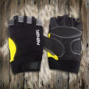 Bike Glove-Cycling Glove-Half Finger Glove-Safety Glove-Work Glove-Riding Glove pictures & photos